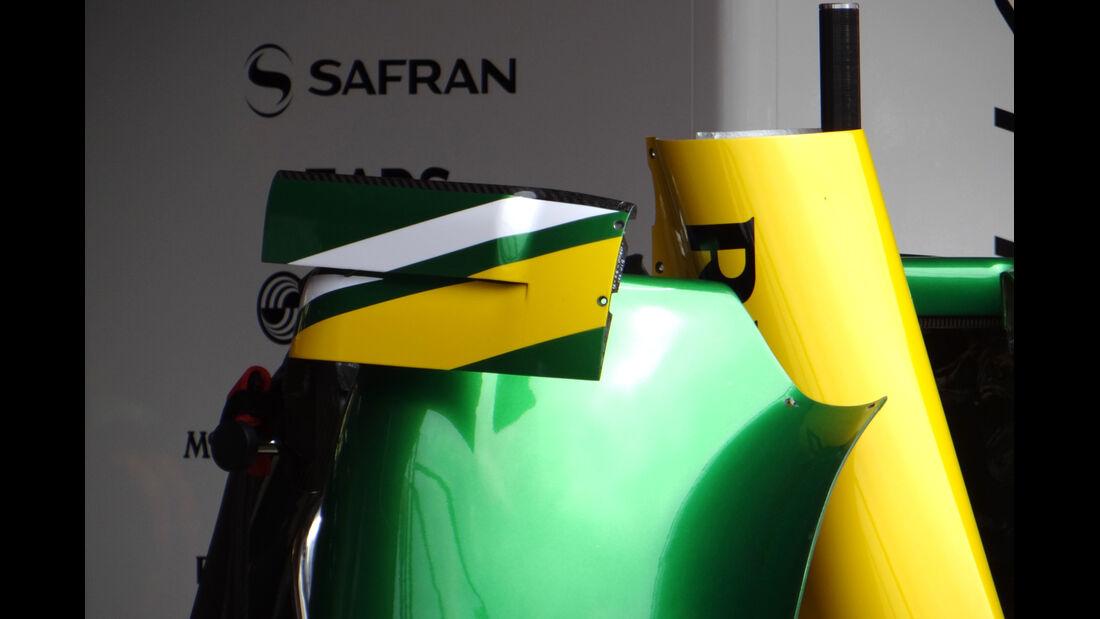 Caterham - Formel 1 - GP Spanien - 9. Mai 2013
