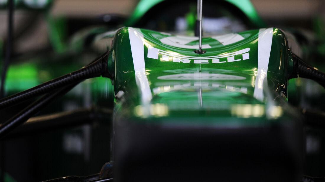 Caterham - Formel 1 - GP USA - 15. November 2013