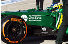 Caterham - Formel 1 - GP USA - 15. November 2013
