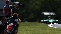 Caterham - Formel 1 - GP Ungarn - 25. Juli 2014