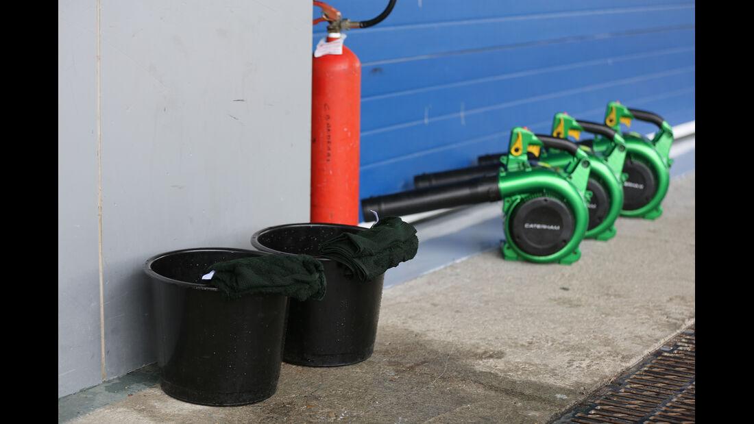 Caterham - Formel 1 - Jerez - Test - 30. Januar 2014