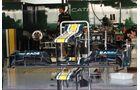Caterham Frontflügel - Formel 1 - GP Abu Dhabi - 01. November 2012