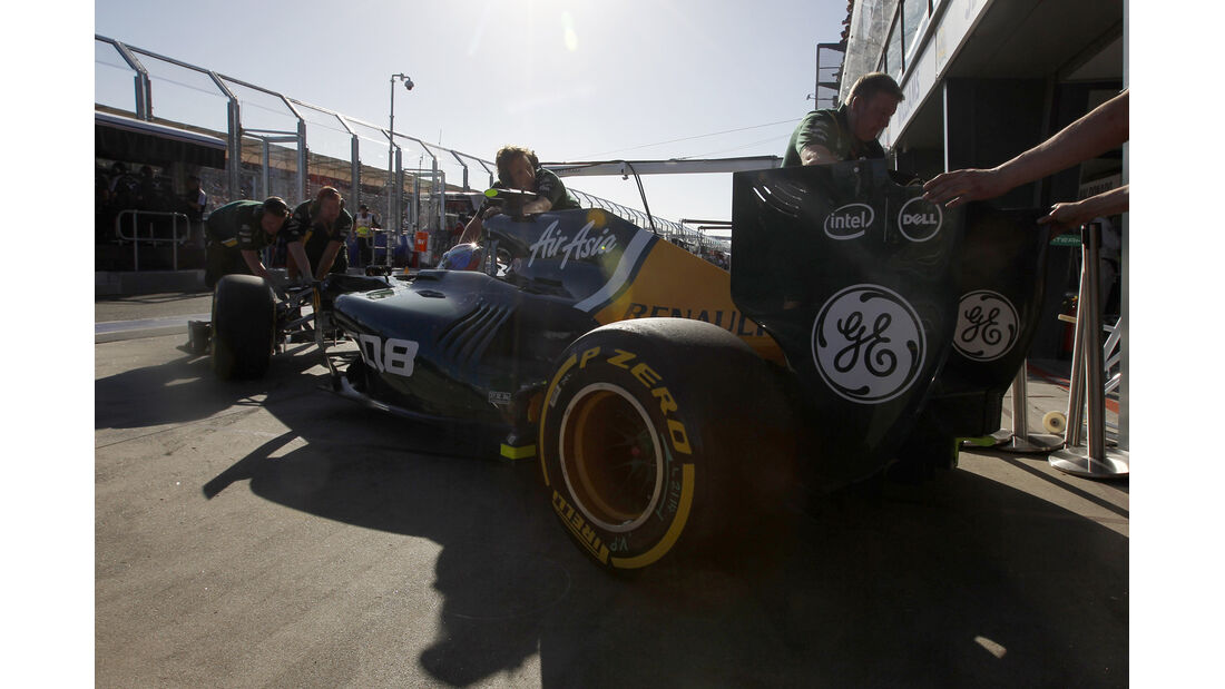 Caterham GP Australien 2012