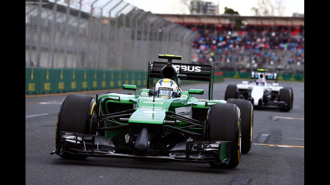 Caterham - GP Australien 2014