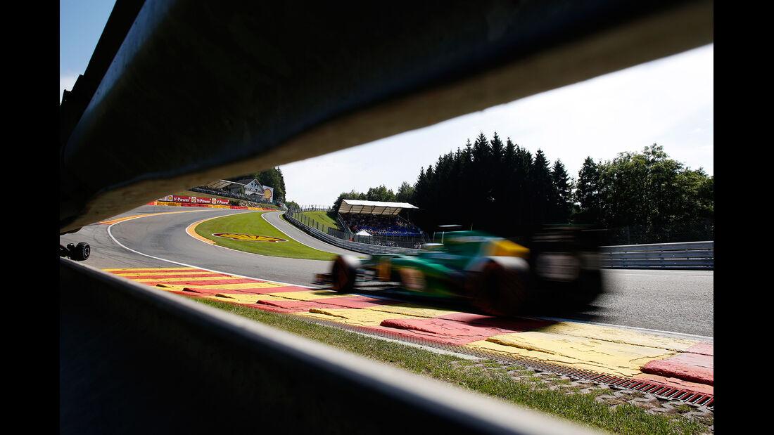 Caterham - GP Belgien 2013