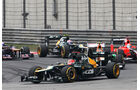 Caterham GP China 2012