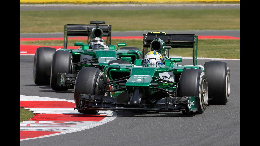 Caterham - GP England 2014