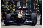 Caterham GP Indien 2012
