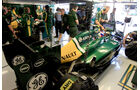 Caterham GP Italien 2012