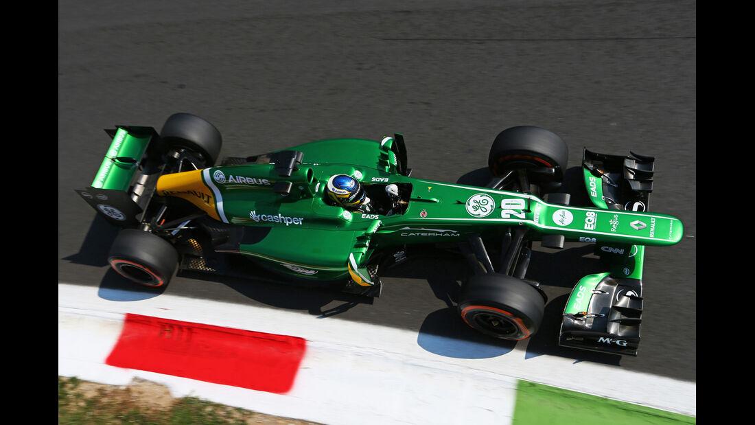 Caterham - GP Italien 2013