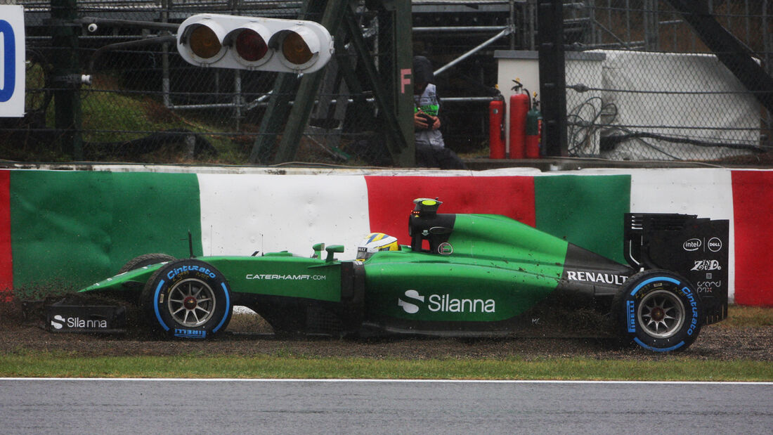 Caterham - GP Japan 2014
