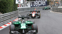 Caterham - GP Monaco 2014