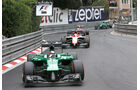 Caterham - GP Monaco 2014