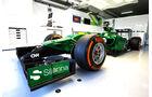 Caterham - GP Spanien 2014