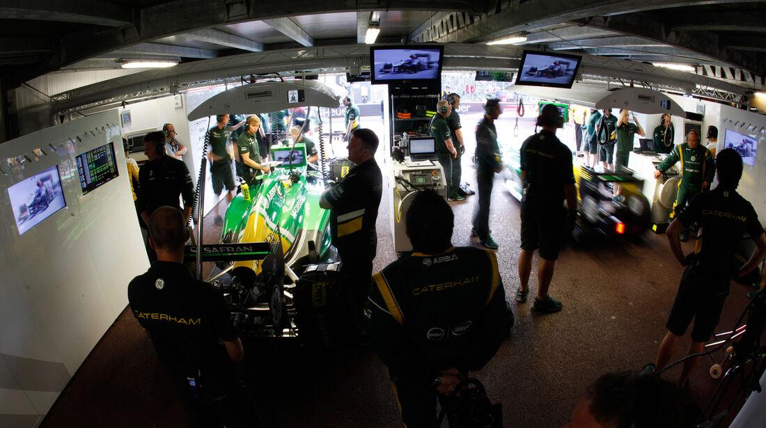 Caterham Garage