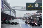 Caterham & Marussia - Formel 1 - GP China - Shanghai - 19. April 2014