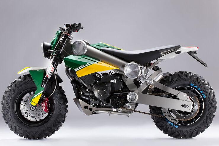Caterham Motorrad