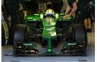 Caterham - Nase - Formel 1 - Jerez-Test - 2014