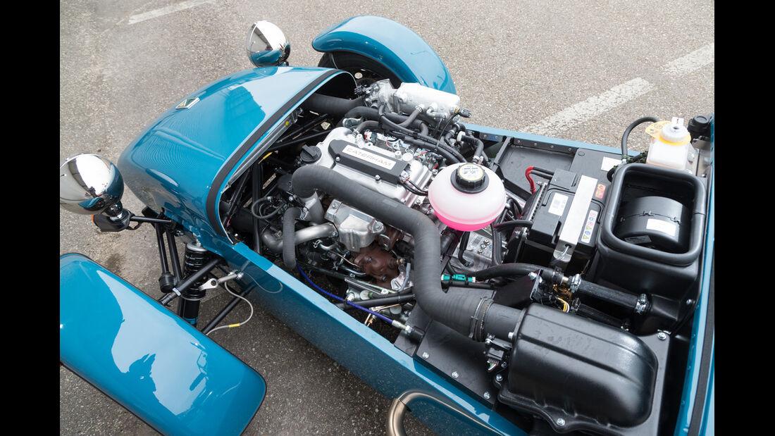 Caterham Seven 165, Motor