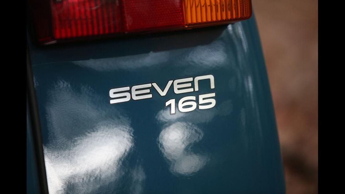 Caterham Seven 165, Typenbezeichnung