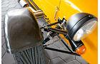 Caterham Seven 355, Frontscheinwerfer