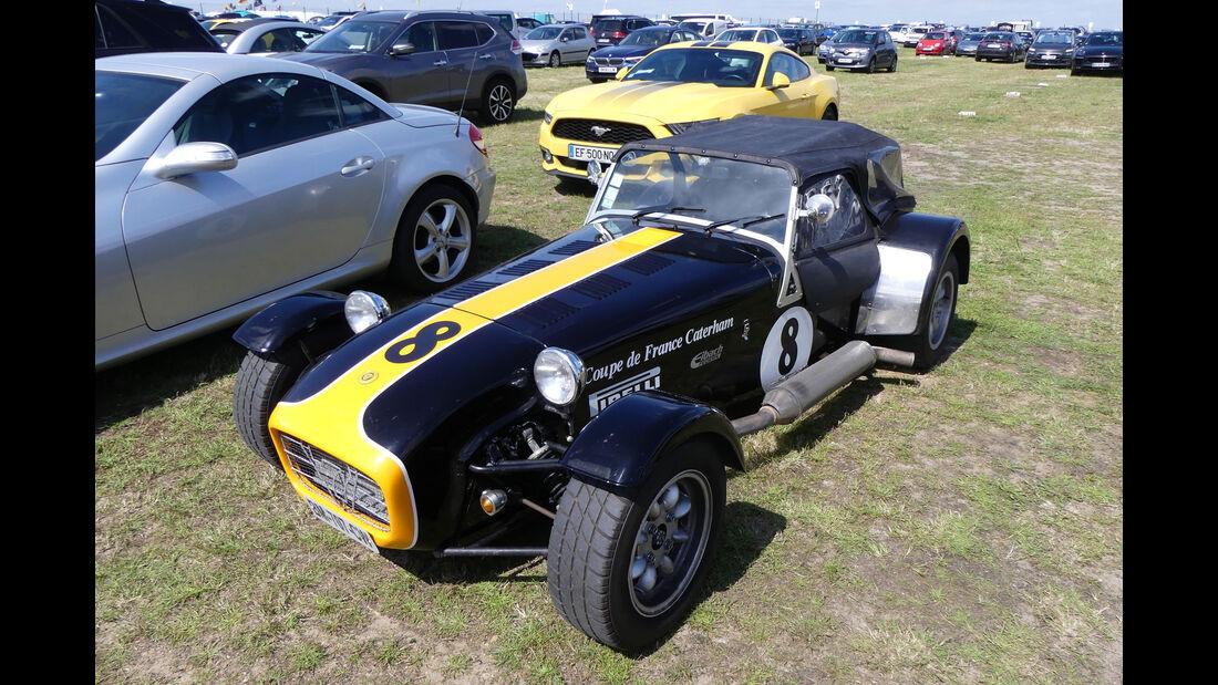 Caterham Seven - Carspotting - 24h Le Mans 2018