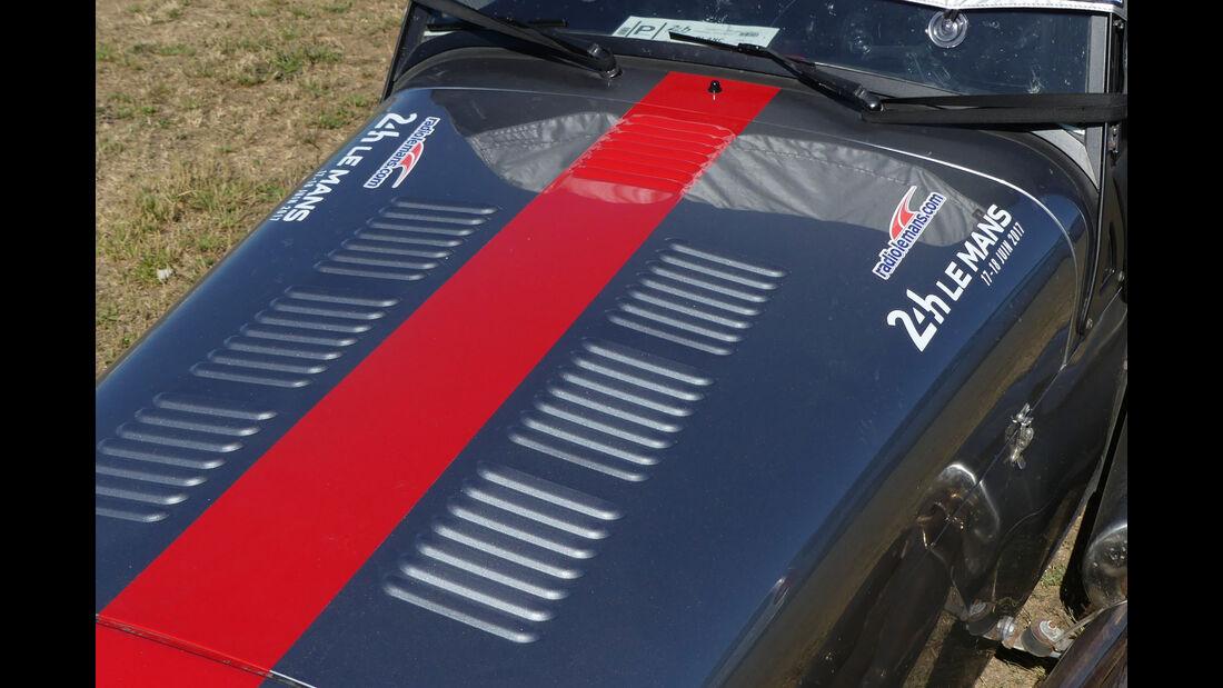 Caterham Seven - Carspotting - Fan-Autos - 24h-Rennen Le Mans 2017