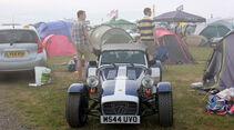 Caterham Seven - Fan-Autos - 24h-Rennen Le Mans 2015