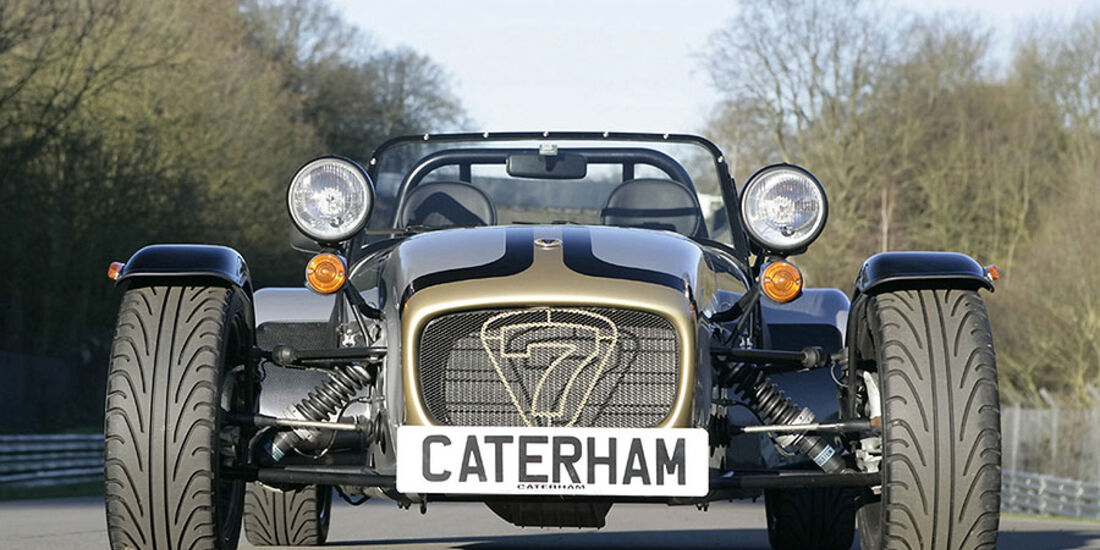 Caterham Seven Roadsport 150 (2007)