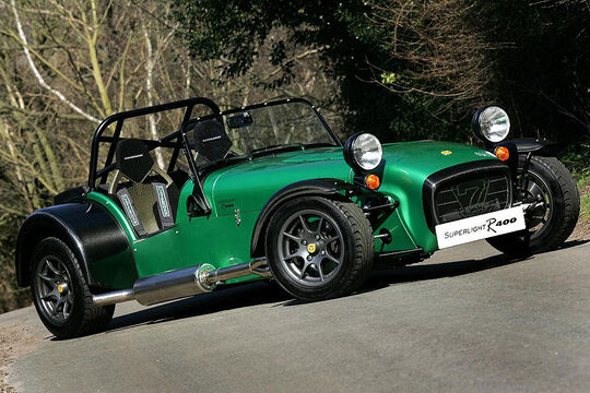 Caterham Seven Superlight R400