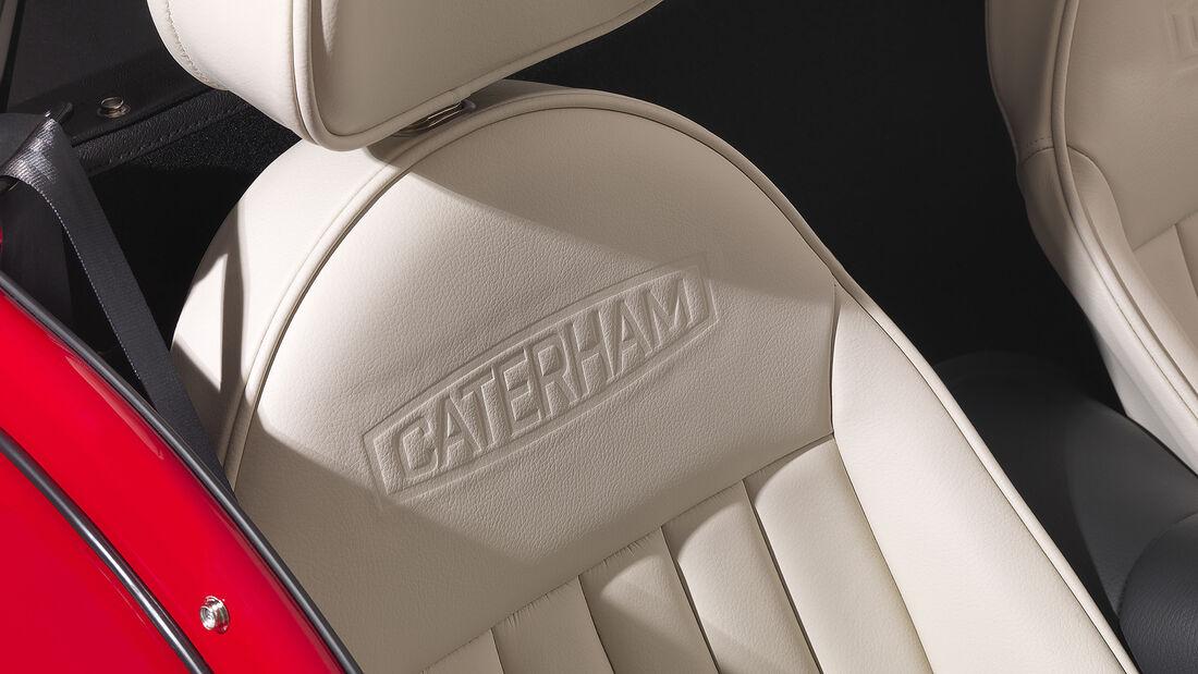 Caterham Super Seven 1600