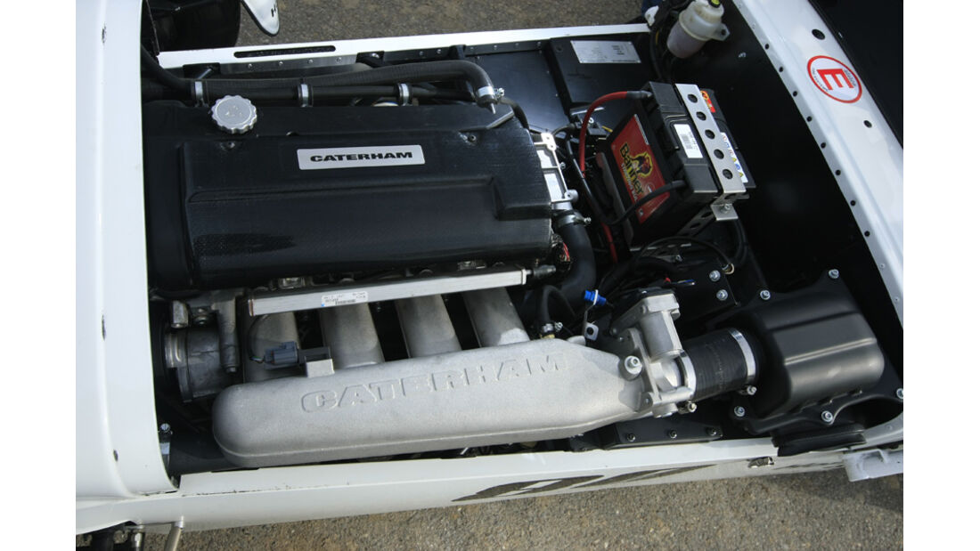 Caterham Superlight R300-Race Motor