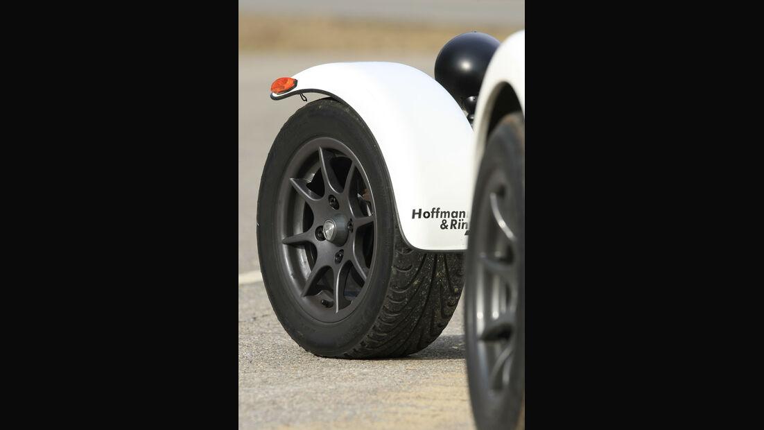 Caterham Superlight R300-Race Rad