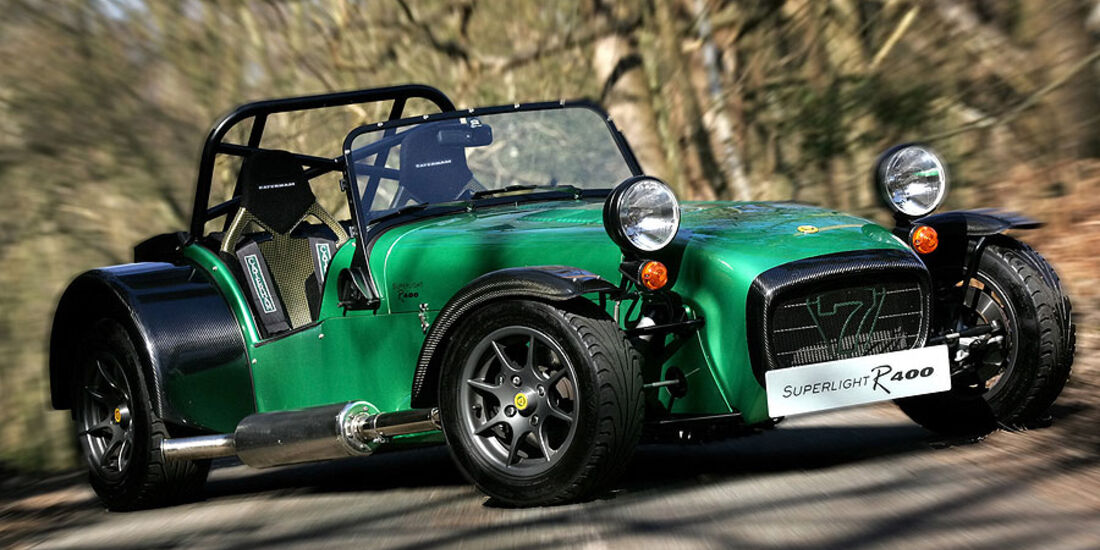 Caterham Superlight R400 (2007)