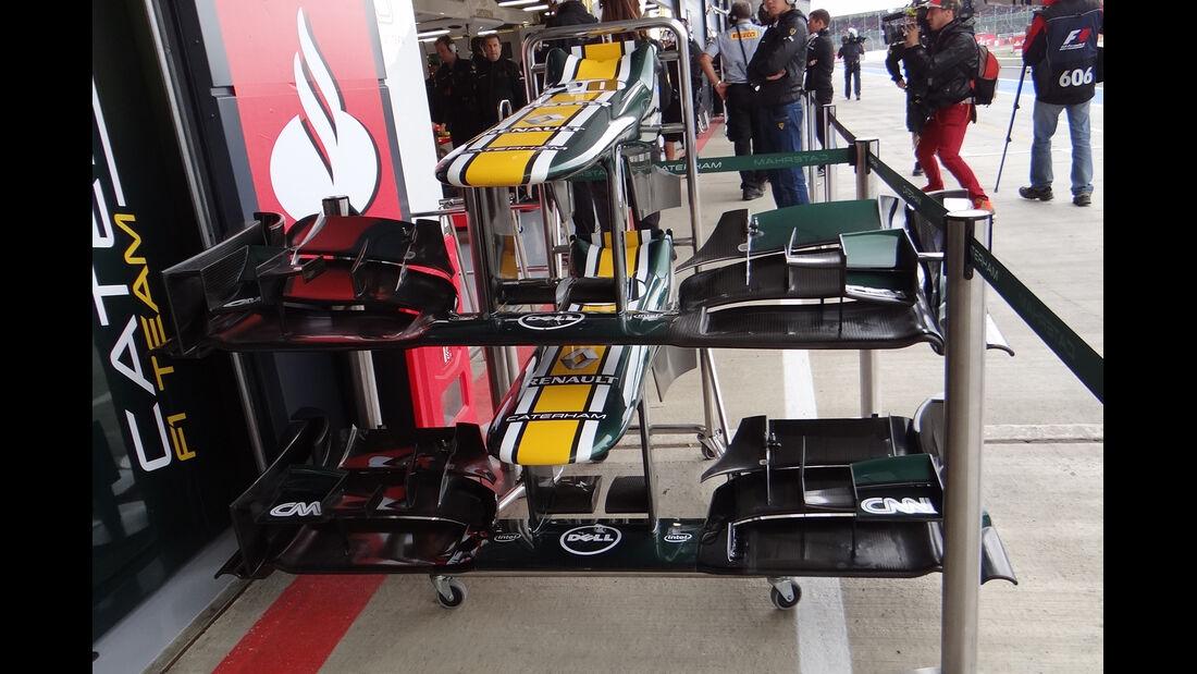 Caterham Technik GP England 2012