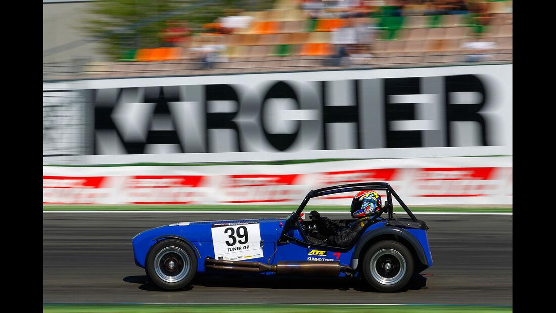 Catherham HPC, TunerGP 2012, High Performance Days 2012, Hockenheimring