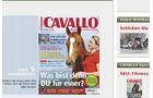 Cavallo Heft Juli 2010