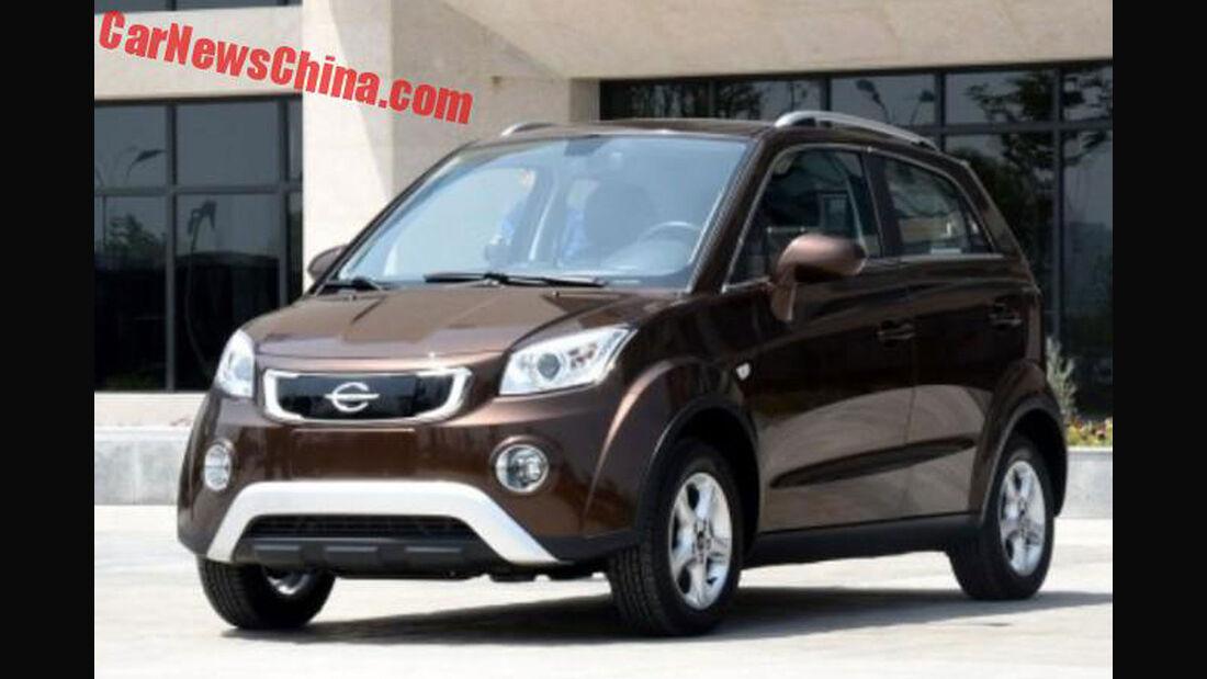Changjiang EV E60 eCool