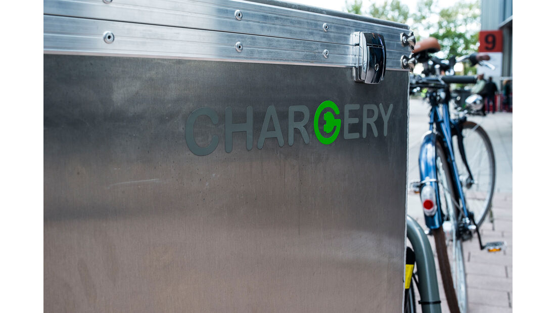 Chargery mobile Ladestation