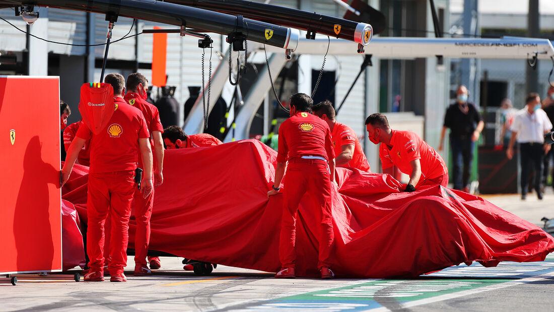 Charled Leclerc - GP Italien 2020