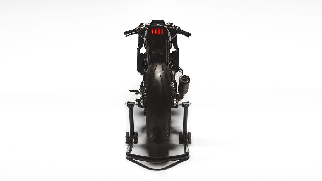 Charles Leclerc Bike - Husqvarna Vitpilen 701 - The Apex 2.0 - Bad Winners - 2020