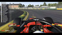 Charles Leclerc - F1 2019 Game - Virtueller Vietnam Grand Prix