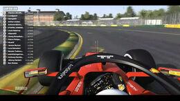 Charles Leclerc - F1 2019 Game - Virtueller Vietnam Grand Prix