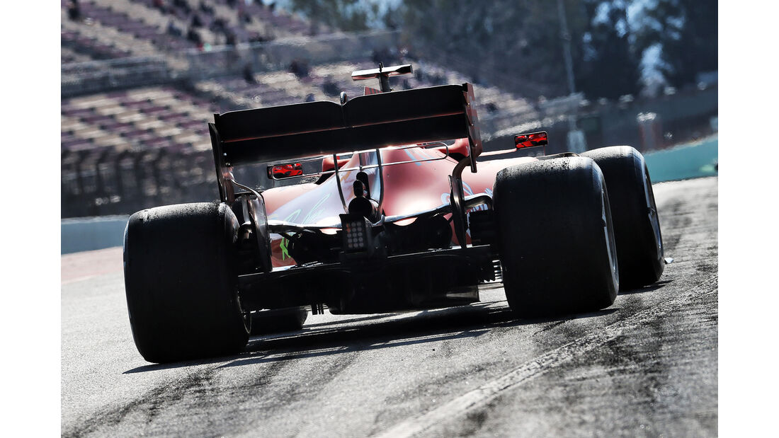 Charles Leclerc - Ferrari - Barcelona - F1-Test - 19. Februar 2019