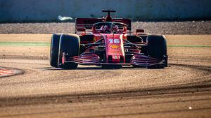 Charles Leclerc - Ferrari - Barcelona F1-Test 2020
