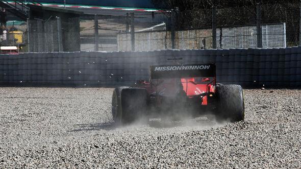Charles Leclerc - Ferrari - Barcelona - F1-Test - 21. Februar 2019