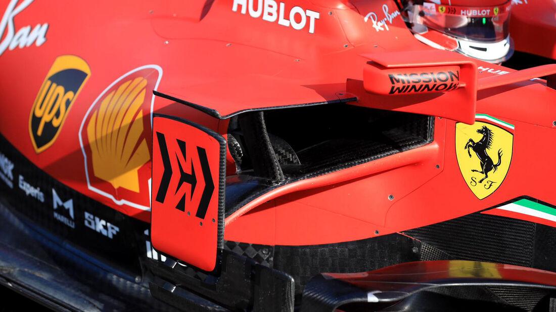 Charles Leclerc - Ferrari - F1-Test - Barcelona - 19. Februar 2020