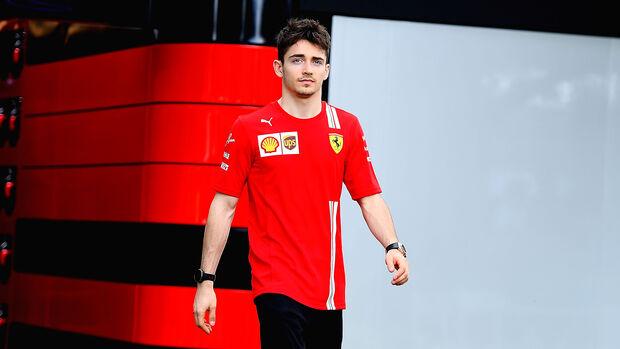 Charles Leclerc - Ferrari - Formel 1 - 2020