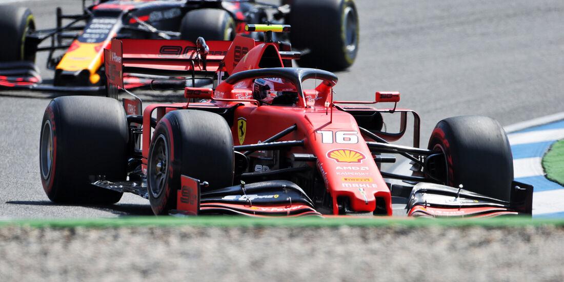 Charles Leclerc - Ferrari - Formel 1 - GP Deutschland - Hockenheim 2019