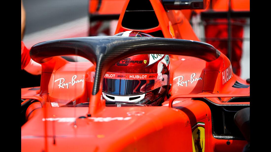 Charles Leclerc - Ferrari - Formel 1 - GP Kanada - Montreal - 8. Juni 2019